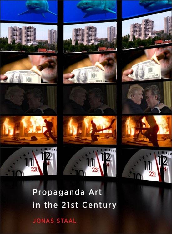 Propaganda Art in the 21st Century book cover