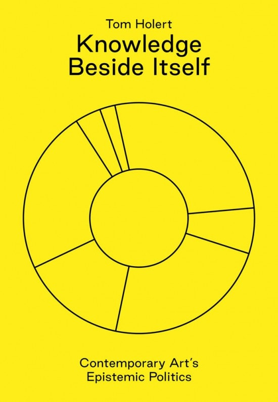 Knowledge Beside Itself book cover